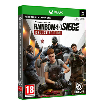 Tom Clancy's Rainbow Six Siege Deluxe Edition ( XB1/SX )