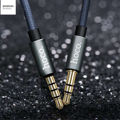 Hoco UPA04 3.5mm Male σε 3.5mm Male Καλώδιο σύνδεσης Ήχου με Ενσωματωμένο Μικρόφωνο και Πλήκτρα για Audio-in