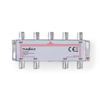 NEDIS Satellite Splitter 8 OUTPUTS - SSPL800ME