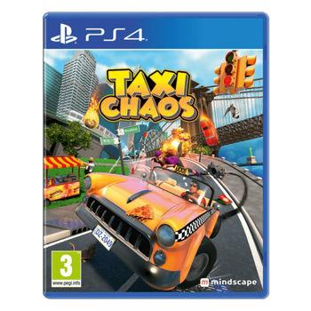 Taxi Chaos ( PS4 )
