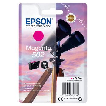 Epson 502 Magenta Μελάνι