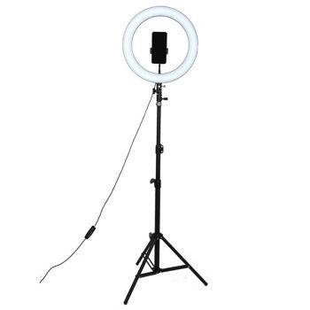 SP-14 LED Selfie Ring Light – 36cm
