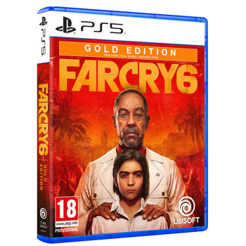 Far Cry 6 : Gold Edition ( PS5 )