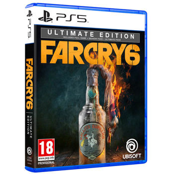 Far Cry 6 : Ultimate Edition ( PS5 )