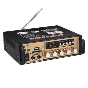 BT198A – Στεροφωνικός ραδιοενισχυτής