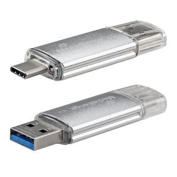 MediaRange USB 3.1 USB/ Type-C Combo Flash Drive 16GB
