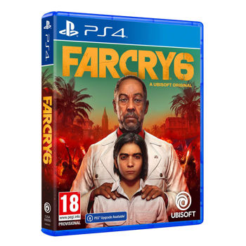Far Cry 6 : Day 1 Edition ( PS4 )