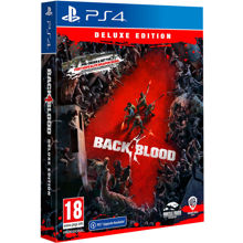 Back 4 Blood - Deluxe Edition - ( PS4 )