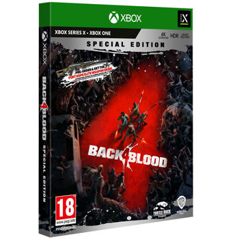Back 4 Blood - Special Edition - ( XB1/XBSX )