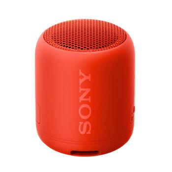 Sony SRS-XB12 Portable/Wireless/Bluetooth Speaker RED