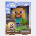 Paladone Minecraft: Steve Icon Light BDP (PP6594MCF)