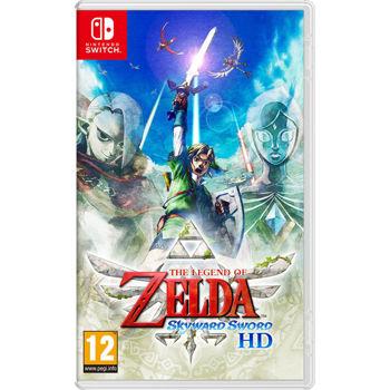 The Legend of Zelda : Skyward Sword ( NS )