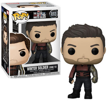 POP! Marvel:The Falcon and the Winter Soldier - WINTER SOLDIER #813