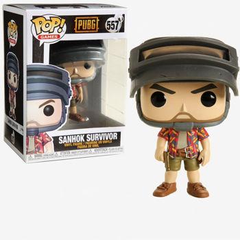 Funko POP! PUBG - Sanhok Survivor #557