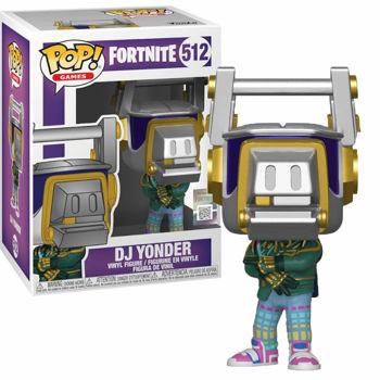 Funko POP! FORNITE - DJ Yonder #512