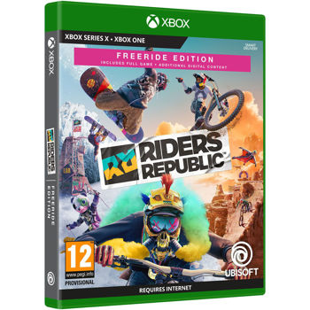 Riders Republic Freeride Special Day 1 Edition ( XB1/XBSX )