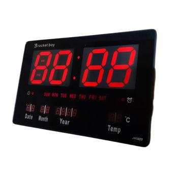 JH3222 Ψηφιακό ρολόι τοίχου LED