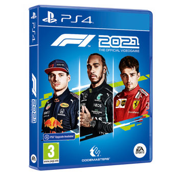 F1 2021 ( PS4 )