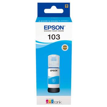 Epson 103 Cyan Μελάνι