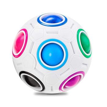 Magic Rubik's Puzzle Ball - Μπάλα του Rubik