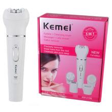 Kemei KM-2199 Σετ Αποτρίχωσης Epilator για Σώμα