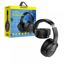 AWEI A780BL Wireless Headphone Bluetooth 5.0 Earphone With Microphone Deep Bass Gaming Headset Support TF Card