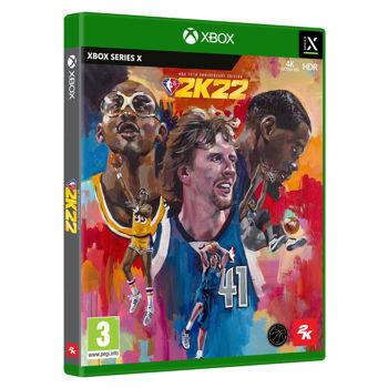 NBA 2K22 75th Anniversary Edition ( XBSX )