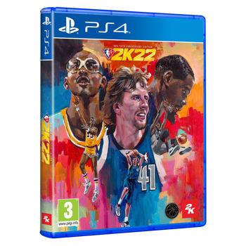 NBA 2K22 75th Anniversary Edition ( PS4 )
