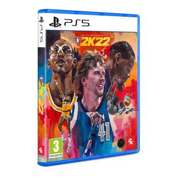 NBA 2K22 75th Anniversary Edition ( PS5 )