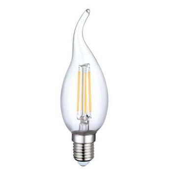 LED Candle Lamp- Λάμπα LED κερί – Ε14 6W 2700K