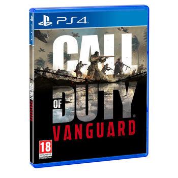 Call of Duty: Vanguard ( PS4 )
