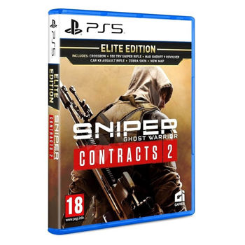 Sniper Ghost Warrior Contracts 2 ( PS5 )