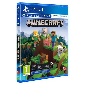 Minecraft Starter Collection ( PS4 )