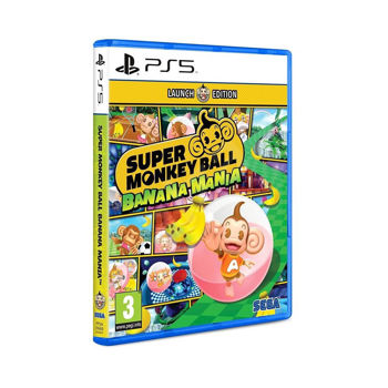 Super Monkey Ball Banana Mania Limited Edition