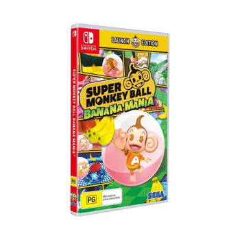 Super Monkey Ball Banana Mania Limited Edition ( NS )