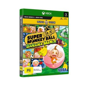 Super Monkey Ball Banana Mania Limited Edition ( XB1/SX )
