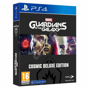 Marvel's Guardians of the Galaxy: Cosmic Deluxe Edition ( PS4 )
