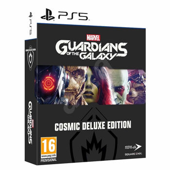 Marvel's Guardians of the Galaxy: Cosmic Deluxe Edition ( PS5 )