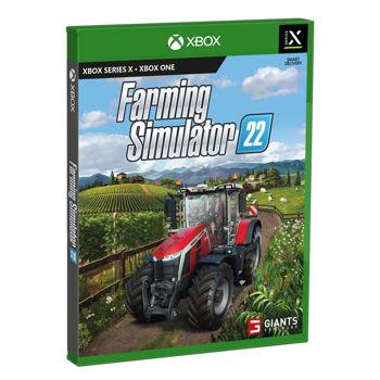 Farming Simulator 22 ( XB1/SX )