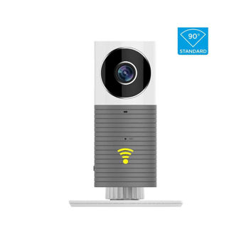 Cleverdog Smart Wifi camera with sound and night vision color gray