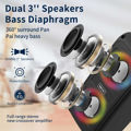 BKK B87 SuperBass Portable Bluetooth Speaker