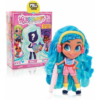 Hairdorables Big Hair Don't Care Doll